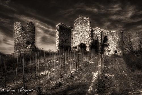 Le Château de Larnaggio.