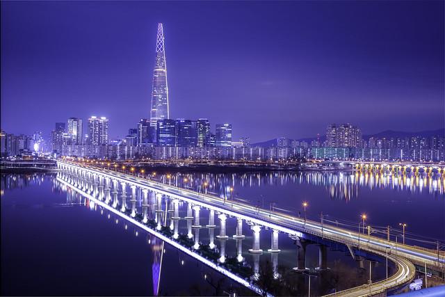 Lotte Tower, Seoul