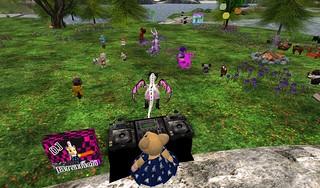 12thMarch2021 DJ Brandi at Maymay Pawtee