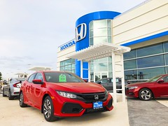 Hill Country Honda Dealership - Storefront View