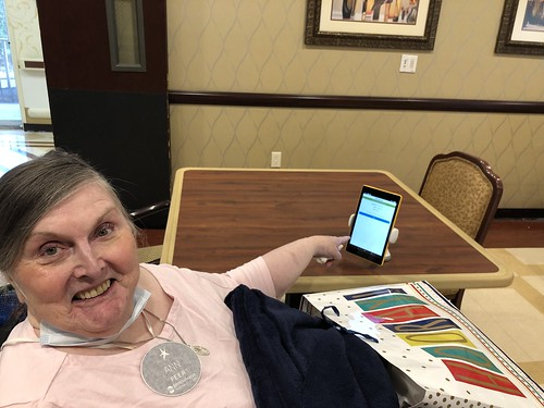 A new way to meet-ZOOM! - Elaine Lawley - Delaware County