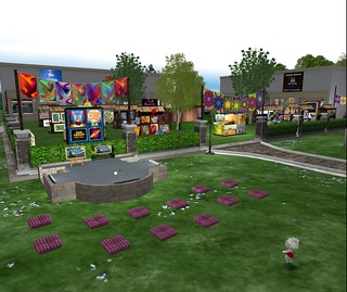 13thMarch2021 The Opening of IOW's Art in the Park 1-3pmSLT