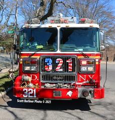 FDNY ENGINE COMPANY 321