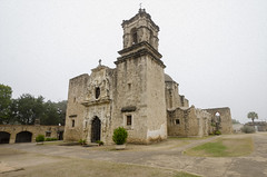 Mission San Jose Cathedral - Digital Oil