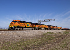 BNSF 6111 (ES44AC)