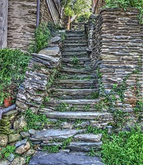 Stair climbing @ Historic Harpers Ferry, WV