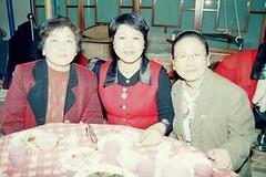 1999-12-24 聖誕節晚會與東北社聯誼