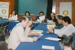 1999-10-20 職業報告:蔡玉貴社友主講