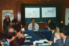 1999-12-22 第六屆理監事改選及健檢報告說明 -黃明德醫師