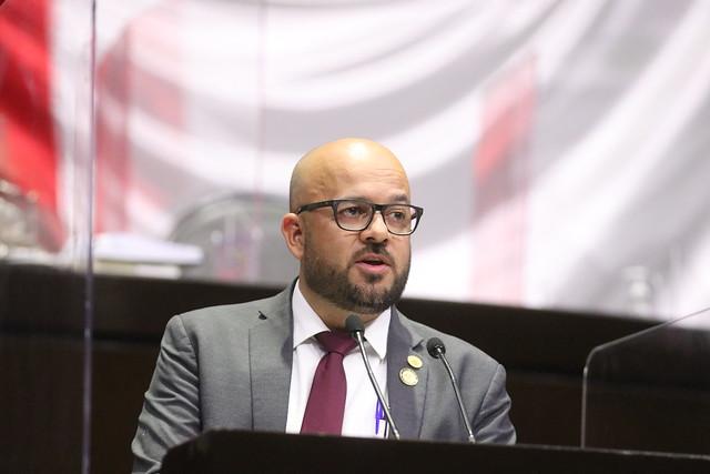 10/03/2021 Tribuna Diputado Jorge Luis Montes Nieves