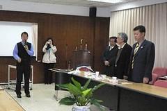 2005-12-07 演講:氣功與健康 陳錦宏新埔社前社長