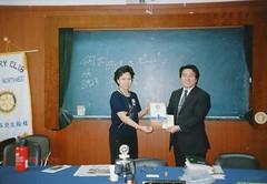 2000-05-24 演獎:從災難中死裡逃生謝蕹