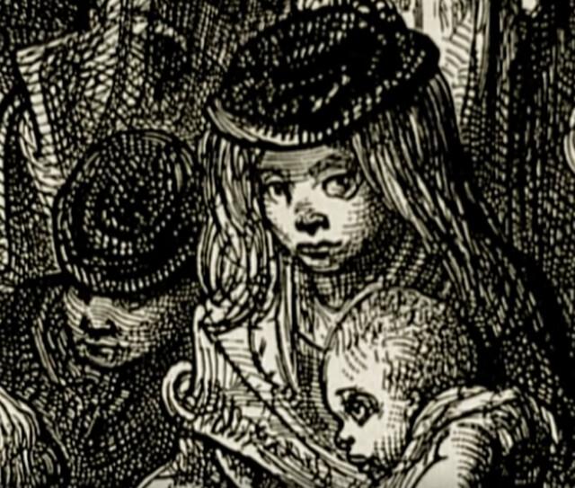 Photo:159x. HLJ2 detail begrimed children By Jim Surkamp