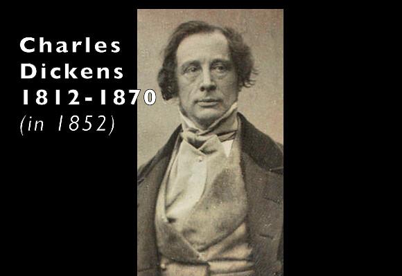 Photo:157x. HLJ2 Dickens 1812-1870 in 1852 By Jim Surkamp