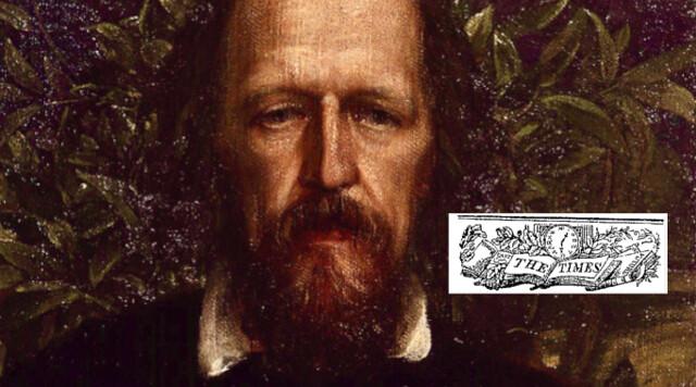 Photo:151x. HLJ2 Tennyson and masthead By Jim Surkamp