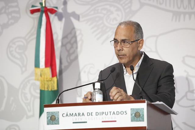 17/03/2021 Conferencia Diputado Ricardo Delsol
