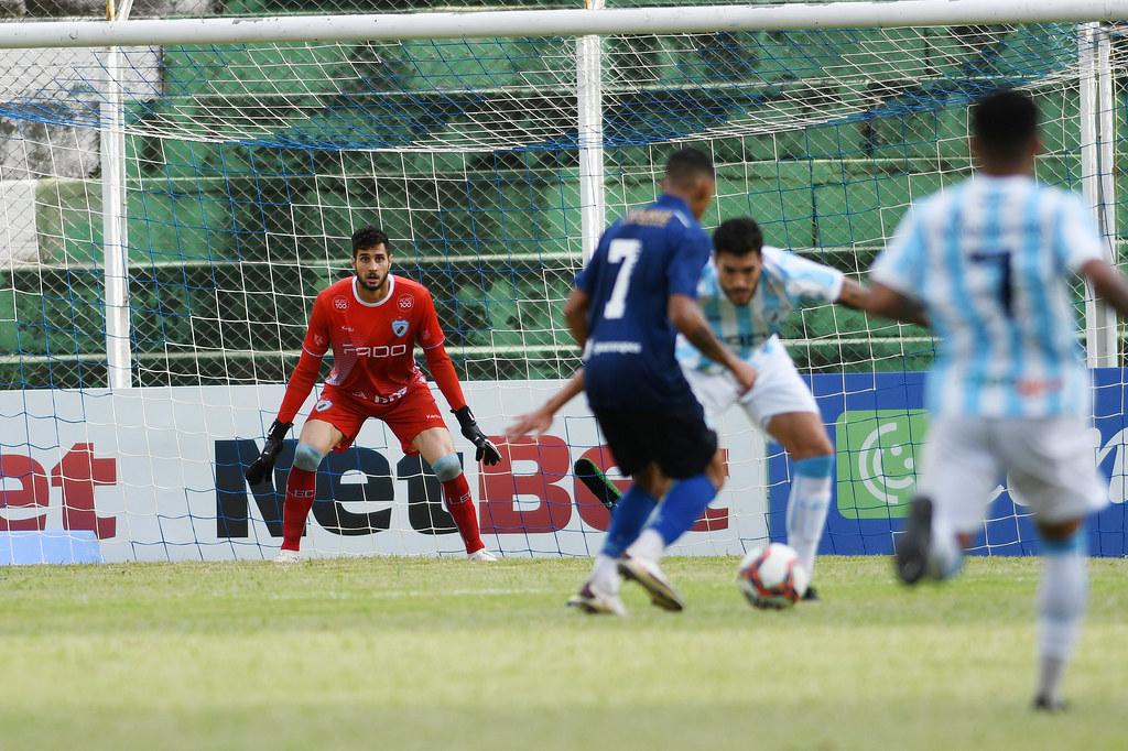 Londrina x Azuriz FC