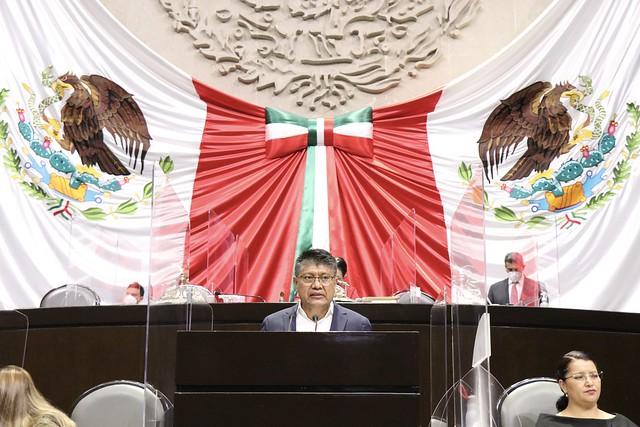 17/03/2021 Tribuna Diputado Vicente Onofre