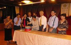 2009-11-07例會及寶眷夕(合口味餐廳聚餐)