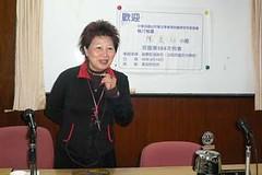 2006-04-19 憂鬱症過勞死 自然療法學會陳美仁小姐