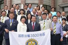 2006-05-17 演講:美麗人生-健康與快樂 新竹東南社前社長李世定