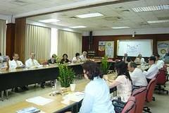 2010-05-19演講:職場轉換的心瀝路程 李聖德(Saint)