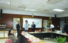2009-12-16社員大會(理監事改選)及癌症篩檢