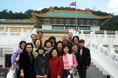 2010-01-05職業參觀--遊故宮、華膳、冬虫夏草