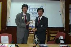 2010-09-01演講:掌握房地產時勢。前社長 黃智明(IPP