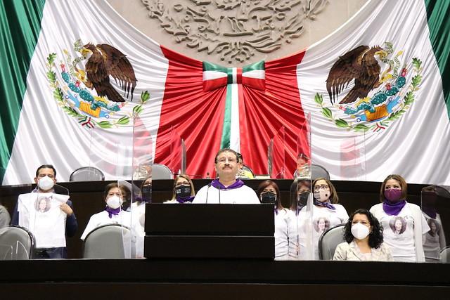 18/03/2021 Tribuna Diputado Juan Enriqueta Ferrera Esponda