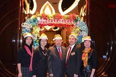 2013-12-21 聖誕晚會與台北古亭社聯合例會