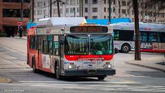 WMATA Metrobus 2005 New Flyer DE40LF #6017