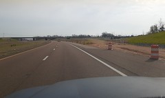 Future I-269 / McIngvale interchange, all but ready for pavement!