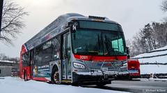 WMATA Metrobus 2020 New Flyer Xcelsior XN40 #3281