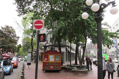 Vancouver - Gastown Flatiron
