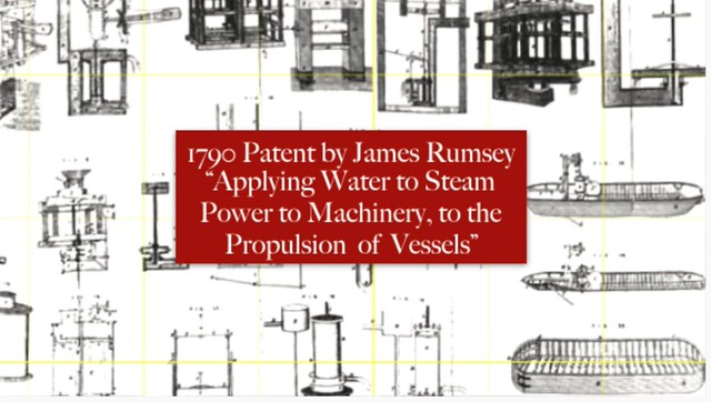 Photo:Rumsey 2 Flickr 152 1790 Patent with title By Jim Surkamp