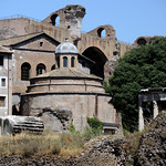 Tempio di Romolo - https://www.flickr.com/people/82911286@N03/