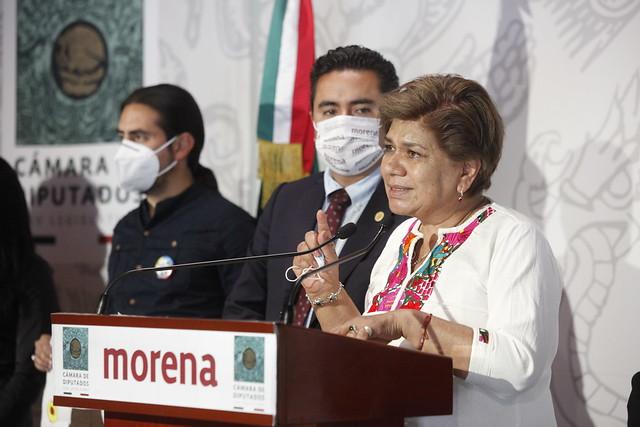 18/03/2021 Conferencia Diputada María Eugenia Hernandez Año Nuevo Mexica
