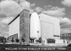 Welcome to the World of Tomorrow - Today