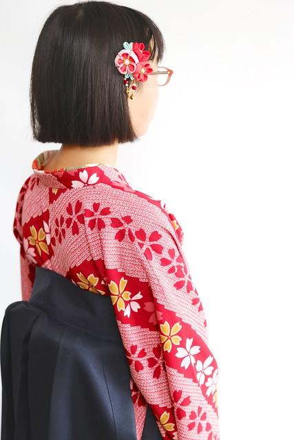 Photo:SAKURAKO - Japanese Hakama Graduation Ceremony. By MIKI Yoshihito. (#mikiyoshihito)