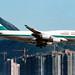 Cathay Pacific   Boeing 747-400   B-HOX   Hong Kong International