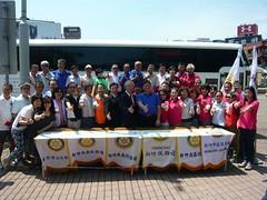 第968次例會新竹第一分區捐血活動2014.08.24