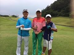 高爾夫月例賽2015.07.16