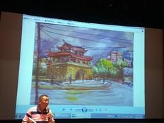 第1011次例會,影像博物館的映像之旅_高燈立老師分享他對台灣這塊土地的愛2015.07.24
