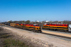 KCS 4847 - Wylie Texas