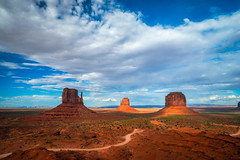 Monument Valley Utah Monsoon Season Summer Fine Art Landscape Nature Photography Elliot McGucken !