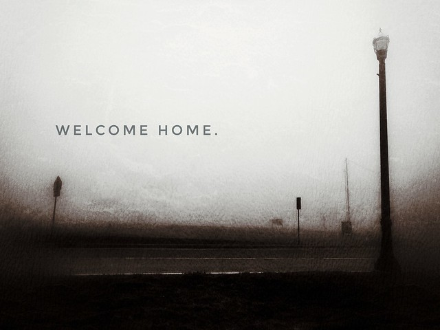 Welcome... home?
