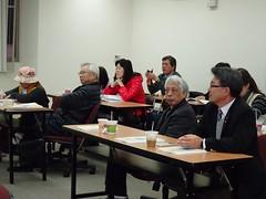 前總監洪武男先生蒞臨本社演講。 台灣扶輪的腳步2016.02.24