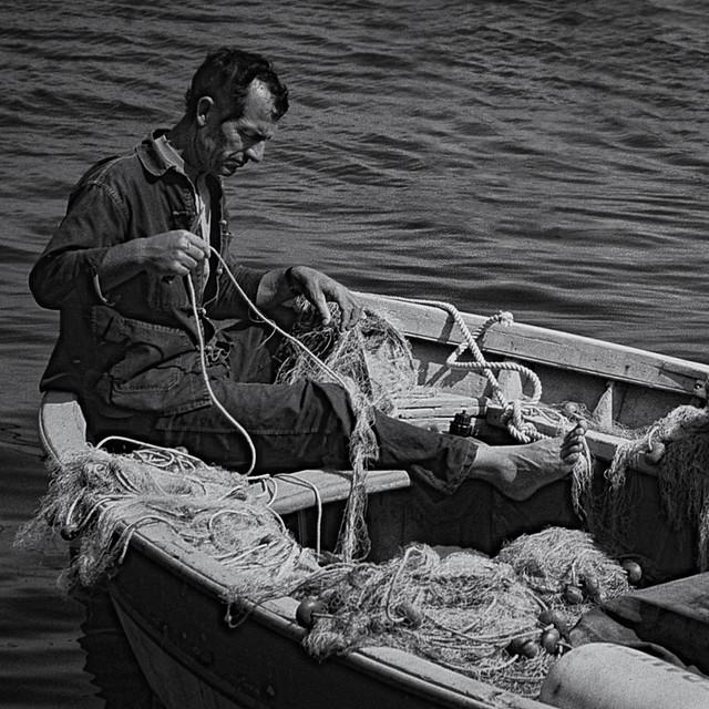 Photo:1980 - Un piscadore corsu By Eric@focus