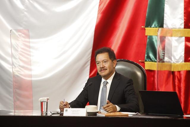 22/03/2021 Presentación Libro El Maravilloso Mundo De Los Derechos Humanos-Diputado Ignacio Mier